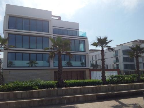 Los apartamentos más caros están frente al mar
